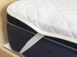 洗えるベッドパッド